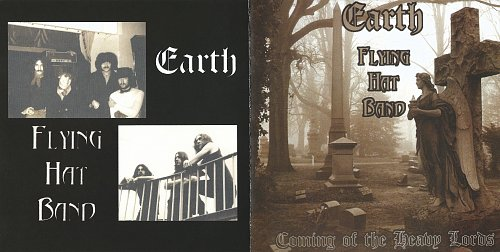 Earth / Flying Hat Band - Coming of the Heavy Lords (2014)