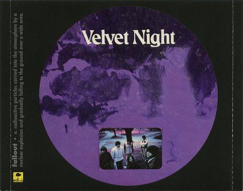 Velvet Night - Velvet Night (1970/2008)