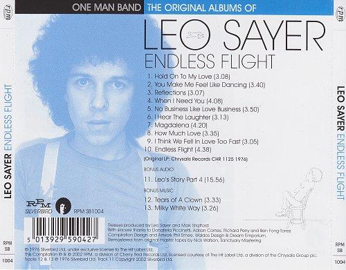 Leo Sayer - Endless Flight (1976)