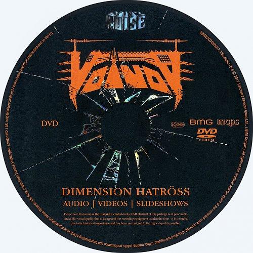 Voivod - Dimension Hatröss (2017)