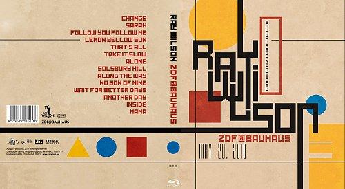 Ray Wilson - Live ZDF@Bauhaus (2018)