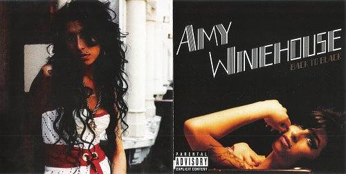 Amy Winehouse - Back To Black (2006) [Universal Republic B0008428-02 IN02]