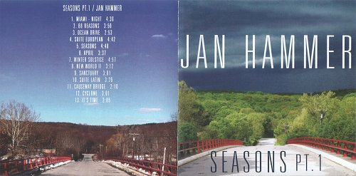 Jan Hammer - Seasons Pt. 1 (2018)