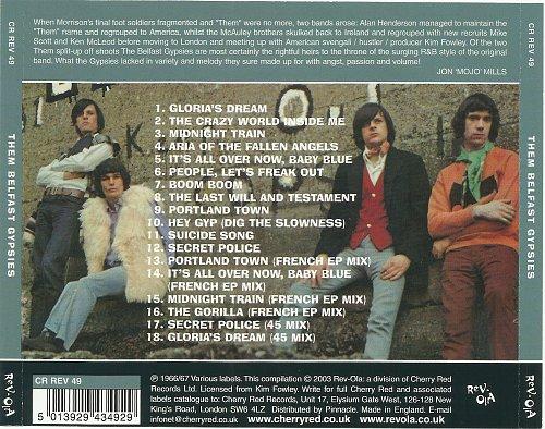 Them - Belfast Gypsies (1967)