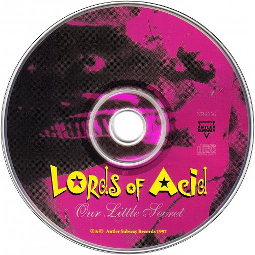 Lords of Acid - Our Little Secret (1997 Antler Subway Records)
