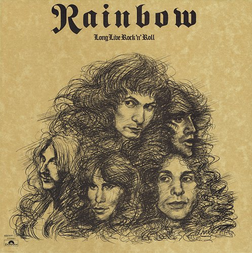 Rainbow - Long Live Rock 'n' Roll (1978) [MPF 1156, Japan]