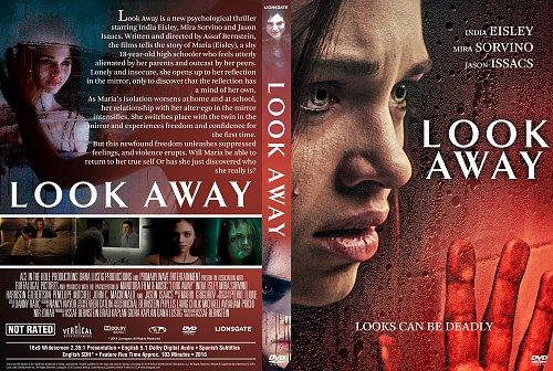 Тёмное зеркало / Look Away (2018)