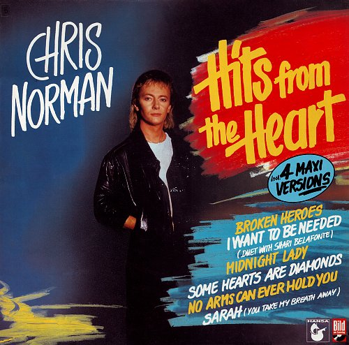 Chris Norman - Hits From The Heart (1988)