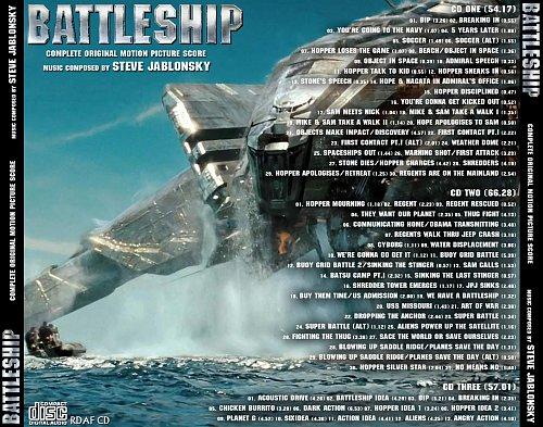 Steve Jablonsky - Battleship (2012)