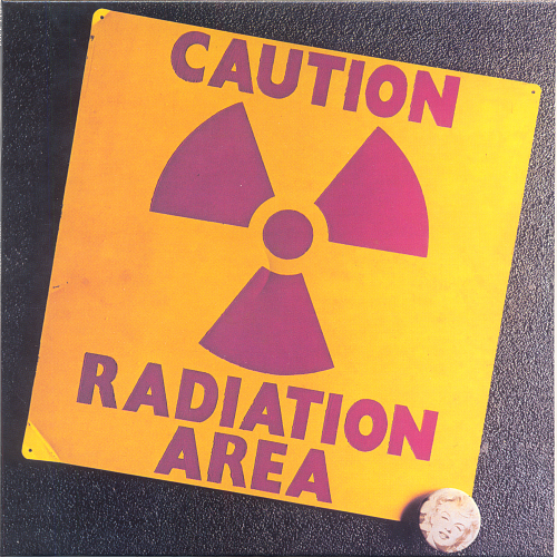 Area - Caution Radiation Area (1974)