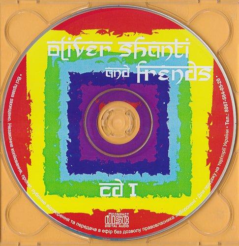 Oliver Shanti & Friends - Best (2006) 2CD