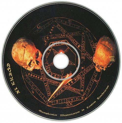 Opera IX - The Black Opera Symphoniae Mysteriorum In Laudem Tenebrarum (2000)