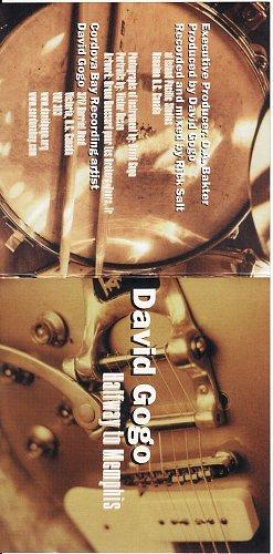 David Gogo - Halfway to Memphis (2000)
