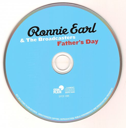 Ronnie Earl and the Broadcasters – Father's Day (2015)