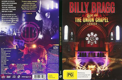 Billy Bragg - Live at The Union Chapel, London (2014)