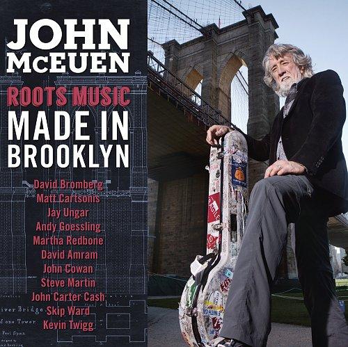 John McEuen - Made In Brooklyn (2016)
