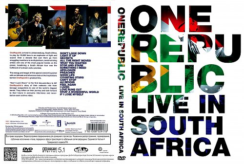 OneRepublic - Live In South Africa (2018)