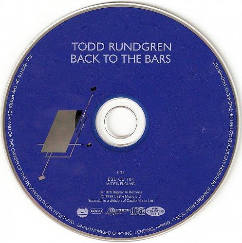 Todd Rundgren - Back To The Bars (1979)