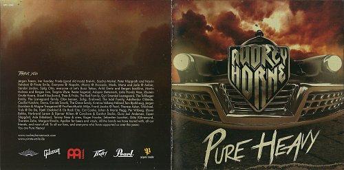 Audrey Horne - Pure Heavy (2014)