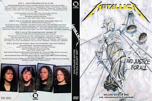 Metallica - …And Justice For All: Deluxe Edition (2018)