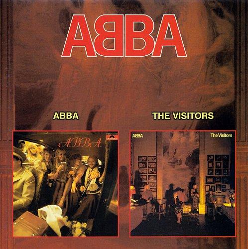 ABBA - ABBA/The Visitors (1975/1981) [Limited Edition P-25]