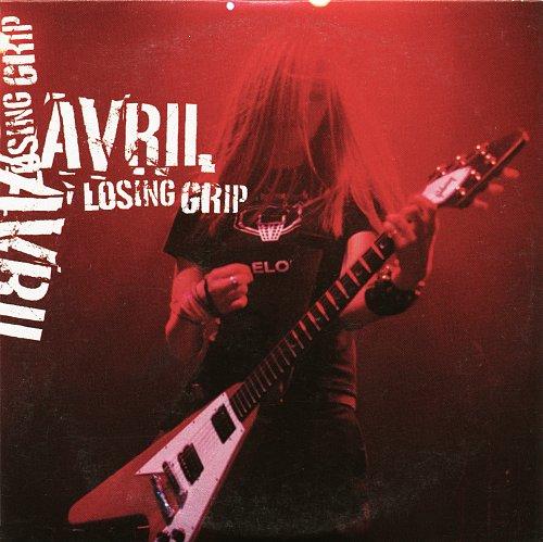 Avril Lavigne - Losing Grip (2003, CD- Single)