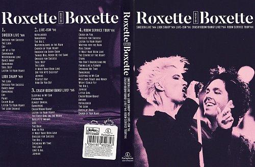 Roxette - DVD Boxette (2017)