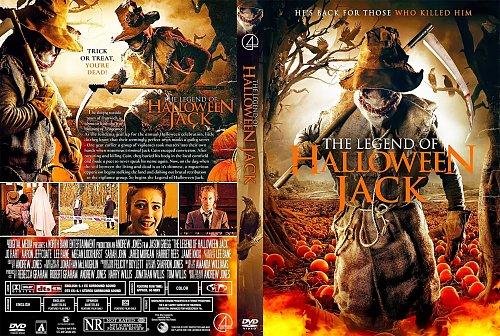 Легенда о Хэллоуин Джеке / The Legend of Halloween Jack (2018)