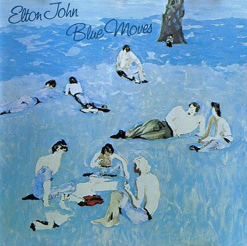 Elton John - Blue Moves (1976) [Rocket 822 818-2, Germany]