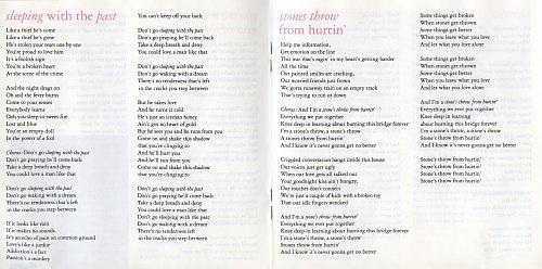 Elton John - Sleeping With The Past (1989) [Rocket 838 839-2, Germany]