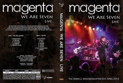 Magenta - We Are Seven Live (2018)