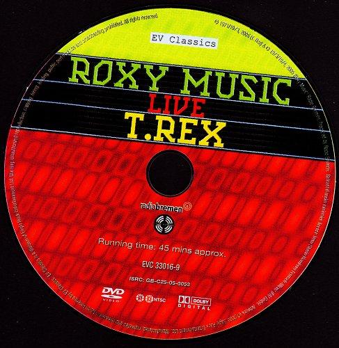 Roxy Music & T. Rex - Live (2005)