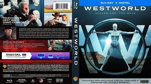 Мир Дикого Запада / Westworld (2016 – ...)