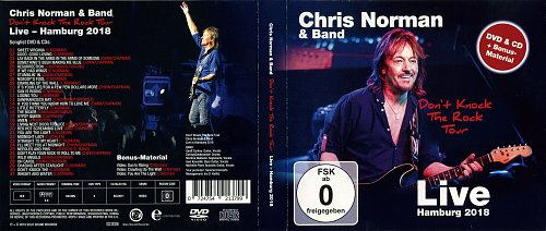 Chris Norman & Band - Don't Knock the Rock Tour 2018 Live In Hamburg (2CD) (2018)