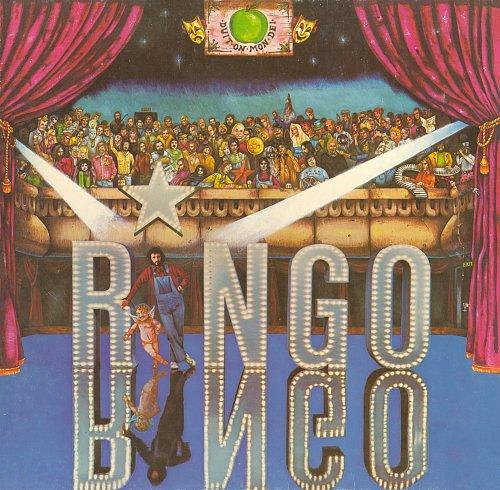 Ringo Starr - Ringo (1973/1994) [LP AnTrop / Santa П93 00577-8, ATR 30149-50]
