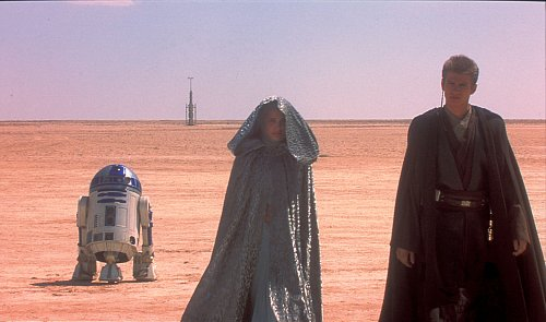Звездные войны: Эпизод 2 – Атака клонов / Star Wars: Episode II - Attack of the Clones (2002)