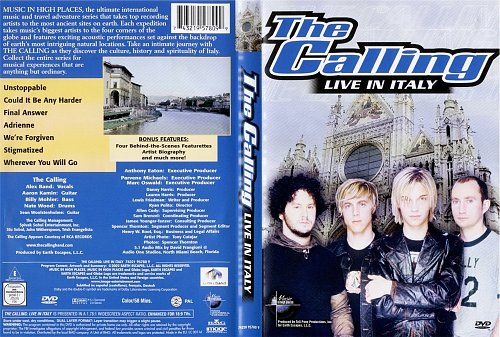 Calling - Live in Italy (2002)