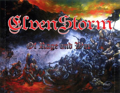 Elvenstorm - Of Rage And War (2011)