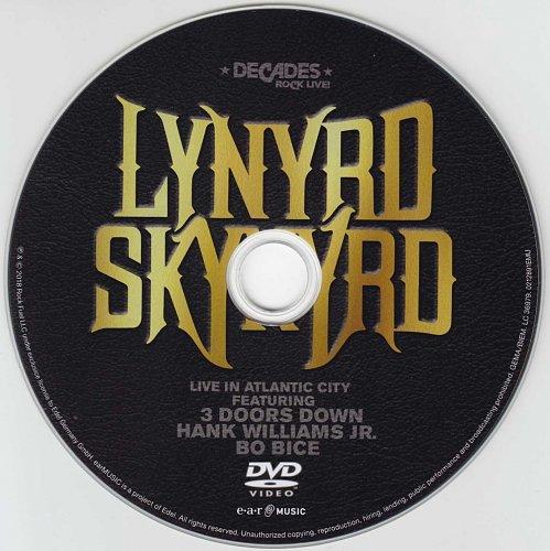 Lynyrd Skynyrd - Live In Atlantic City (2018)