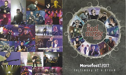 Neal Morse Band, The - Morsefest! 2017. Testimony of a Dream (2018)