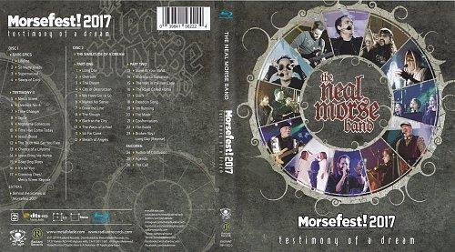 Neal Morse Band, The - Morsefest! 2017. Testimony of a Dream (2018)