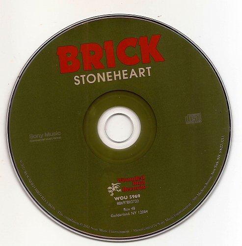 Brick - Stoneheart (1979)
