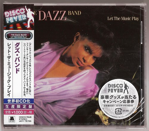 Dazz Band,The - Let The Music Play (1981)