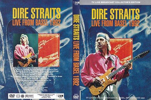 Dire Straits - Live Fom Basel 1992