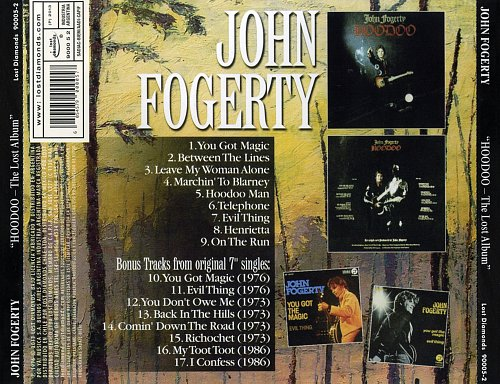 John Fogerty - Hoodoo - The Lost Album (2013)