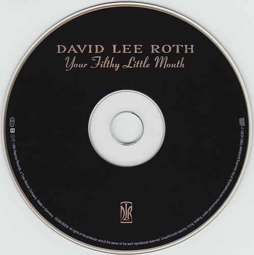 David Lee Roth - Your Filthy Little Mouth (1994)