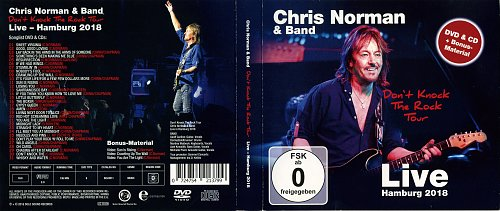 Chris Norman & Band - Don't Knock the Rock Tour. Live - Hamburg 2018 (2018)