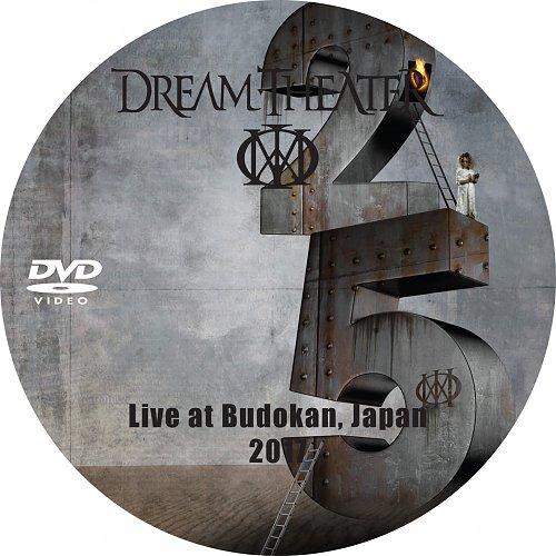 DREAM THEATER - BUDOKAN 2017 (DEER5001)