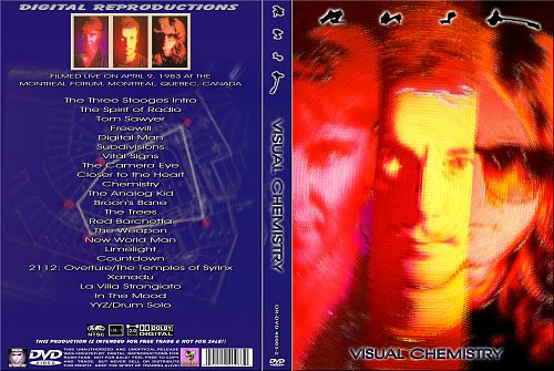 Rush ''Montreal 1983'' (DR-DVD 40883-5)