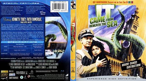 Это прибыло со дна моря / It Came from Beneath the Sea (1955)
